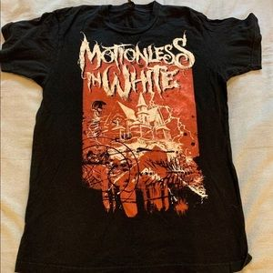 Other - Motionless In White Band Shirt Medium 🖤